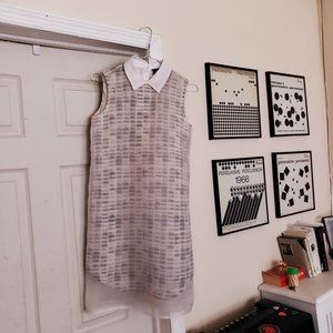 Obakki shift dress. Size 2.